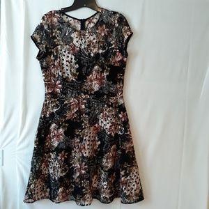 Chenault Floral Dress